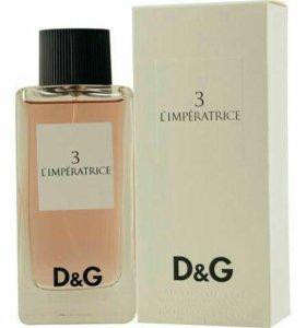 Туалетная вода D&G L'imperatrice