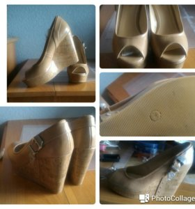 Туфли на тонкетке