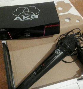 Радиомикрофон AKG sr40