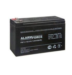 Аккумуляторы для ИБП и сетевого оборудования