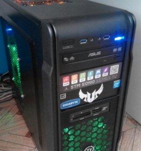 Игровой компьютер (intel Core i5/8Gb/GTX550/2TB
