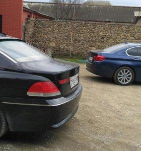 Коленвал BMW E65