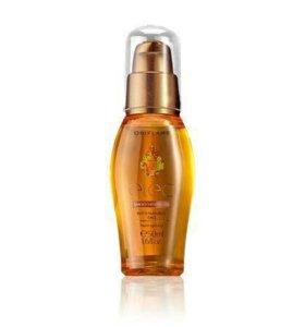 Разглаживающее масло для волос