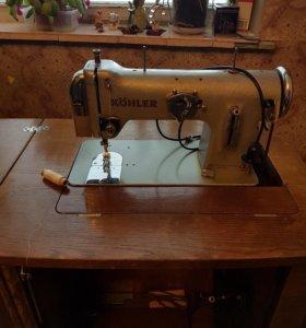 Швейная машинка Кёхлер