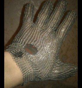 Кольчужная перчатка niroflex(Германия) новая