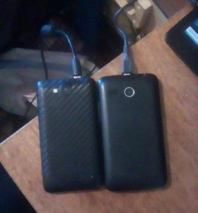 Телефоны Lenovo A 680i и Fly