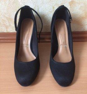 Vizzano замшевые туфли