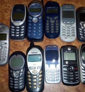 Телефоны-ностальгия