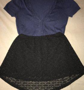 Юбка,блузы,платья