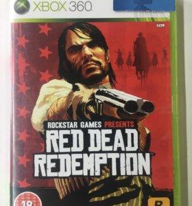 Red dead 💀 redemption для Xbox 360