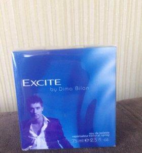 "Туалетная вода ""Excite"" by Dima Bilan Oriflame"