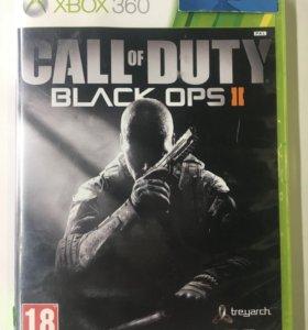 Call of duty black ops II для Xbox 360