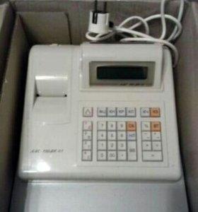 Кассовый аппарат амс-100 мк-01