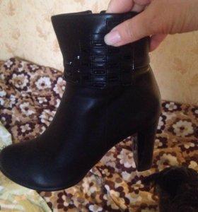 Ботинки - ботильоны женские