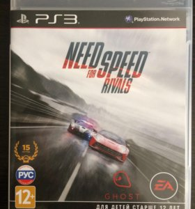 Need for Speed Rivals на PlayStation 3 (PS3)