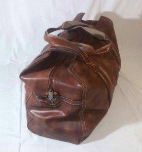 Новая классическая кожаная сумка