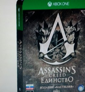 Assassin Creed:Единство Bastille Edition Xbox One