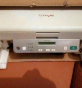 Сканер Lexmark x3470