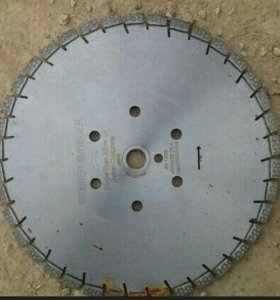 Алмазный диск ду 350 для швонарезчиков