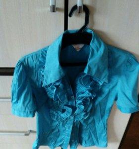 Блузка стречь