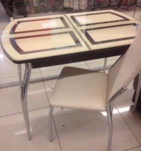 Стол+2 стула