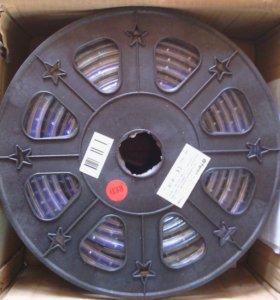 Светодиодная Дюралайт Feron LED-F3W красный 2,88Вт