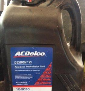 Dexron 6, 4 литра ACDelco