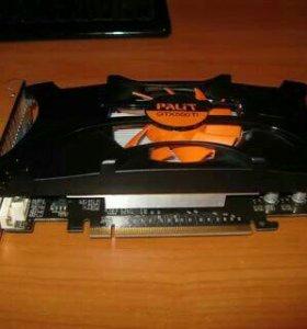Видеокарта gtx 550 ti palit