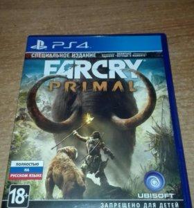 """Игра """"Far Cry Primal"""" для PS4."""