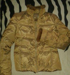 Куртка тёплая Tom Farr Italy