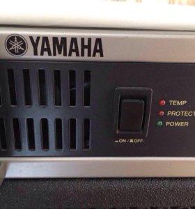 Усилитель Yamaha power ampfiler p5000s 1000Вт.
