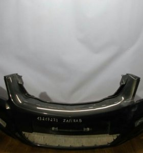 Передний бампер бу Opel Zafira B OEM 13217273