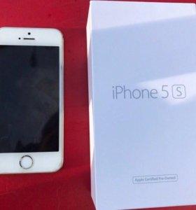iPhone 5s, Gold, Ростест