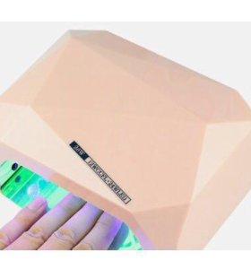 Гибридная LED уф-лампа