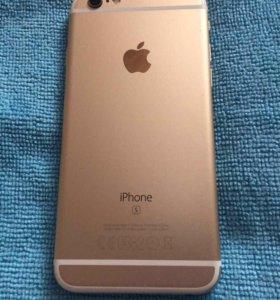 iPhone 6s 128 гб Gold