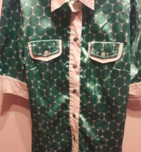 Рубашка/блузка Roccobarocco оригинал