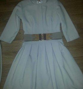новое платье р44