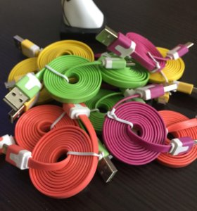USB шнур на android
