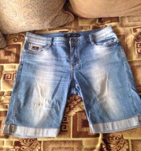 Шорты джинсовые ( Турция)