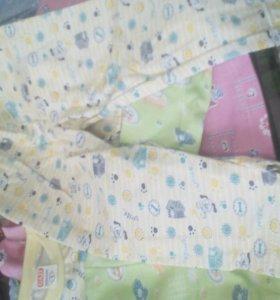 Пижамы от1-4 лет