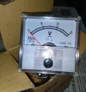 Вольтметр 15 вольт