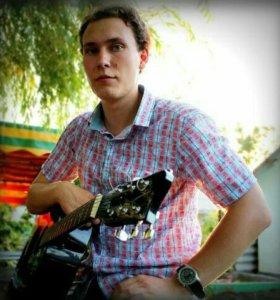 Уроки гитары для всех (по скайпу и вживую)