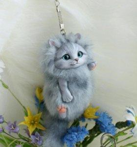 Брелок котенок