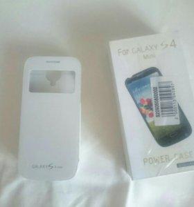 Чехол- аккумулятор для Samsung Galaxy S4 mini