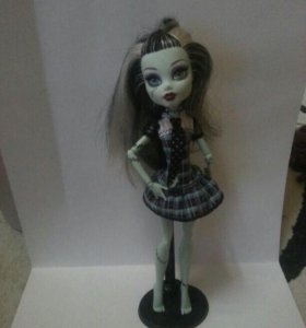 Кукла Monster High Френки Штейн