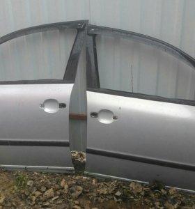 Дверь передняя Volkswagen passat b5