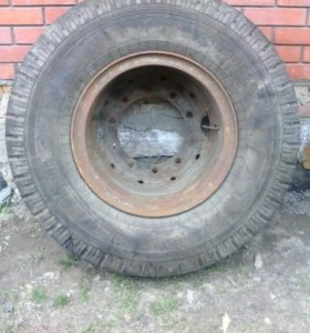 Колесо грузовое