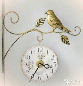 """Настенные часы в стиле """"Прованс"""""""