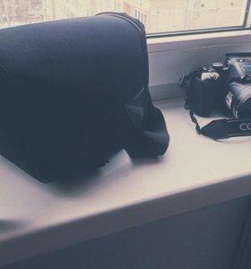 Фотоаппарат Nikon Coolpix p610