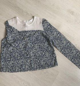 Легкая блузка страдивариус